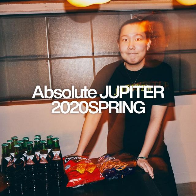 Absolute JUPITER – 2020SPRING