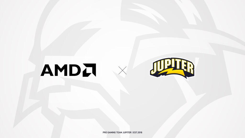 『AMD』とのスポンサー契約締結のお知らせ