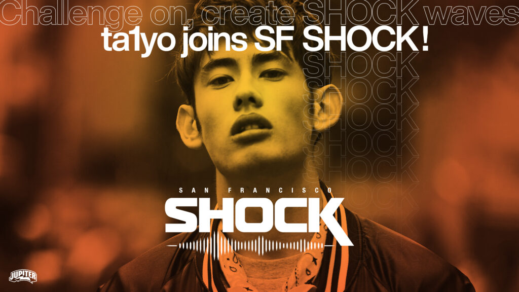 Overwatch – ta1yo 「San Francisco Shock」に加入