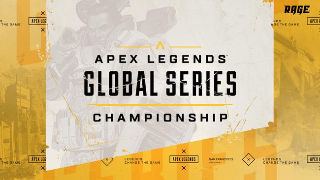 出演情報 – すでたきが『Apex Legends Global Series – Championship』に出演