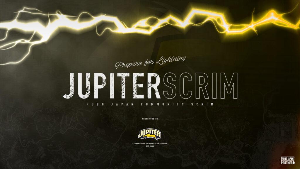 JUPITER SCRIM運営スタッフ 及びに 実況者 の募集